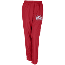Load image into Gallery viewer, UWS TIME COLLECTION-Tek Ladies' Warm-Up Track Pant