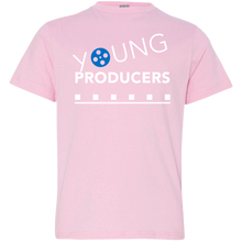 Load image into Gallery viewer, YOUNG PRODUCERS Youth Jersey T-Shirt