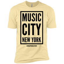 Load image into Gallery viewer, MUSIC CITY NEW YORK Premium Short Sleeve T-Shirt
