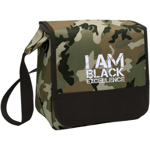 I AM BLACK EXCELLENCE Lunch Cooler