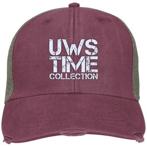 UWS TIME COLLECTION (white print) Adams Ollie Cap