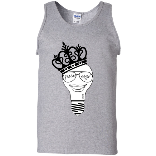 Genius Child 100% Cotton Tank Top