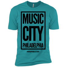 Load image into Gallery viewer, MUSIC CITY PHILADELPHIA Premium Short Sleeve T-Shirt