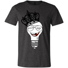 Load image into Gallery viewer, Genius Child (bucky grin) Unisex Jersey Short-Sleeve T-Shirt