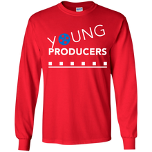 Load image into Gallery viewer, YOUNG PRODUCERS Youth LS T-Shirt