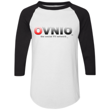 Load image into Gallery viewer, OVNIO Colorblock Raglan Jersey