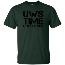 Load image into Gallery viewer, UWS Time Collection T-Shirt-Black print