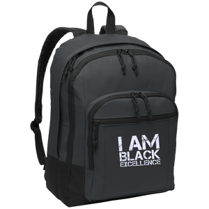 I AM BLACK EXCELLENCE Basic Backpack