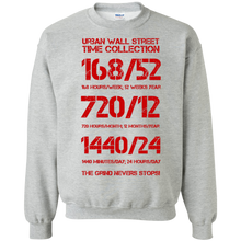 Load image into Gallery viewer, UWS TC Special Edition (Gry/Red) Crewneck Pullover