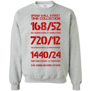 UWS TC Special Edition (Gry/Red) Crewneck Pullover