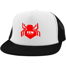 Load image into Gallery viewer, ECM Trucker Hat with Snapback