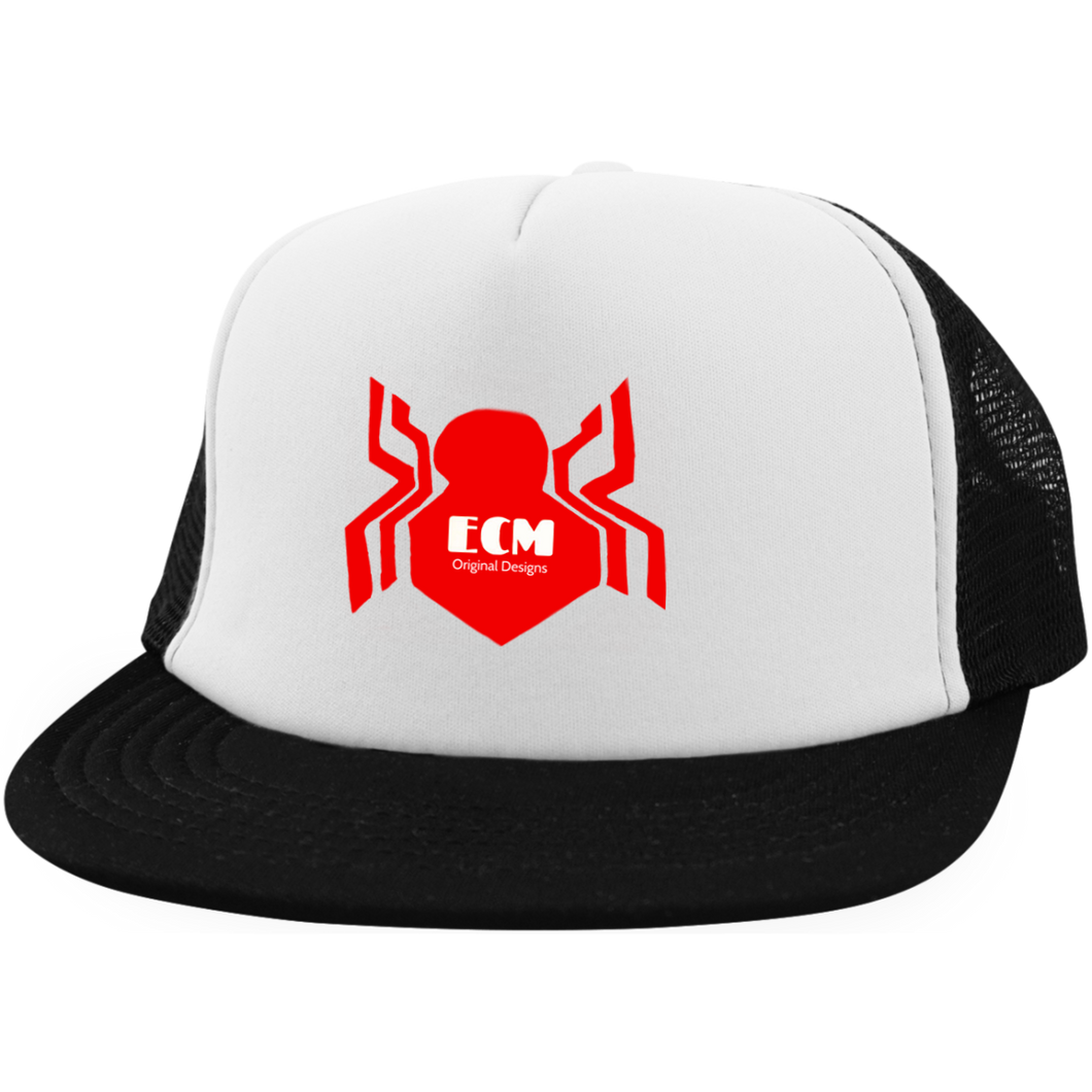 ECM Trucker Hat with Snapback