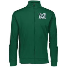 Load image into Gallery viewer, UWS TIME COLLECTION Augusta Performance Colorblock Full Zip