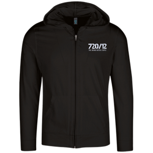 720/12 TGNS! District Lightweight Full Zip Hoodie
