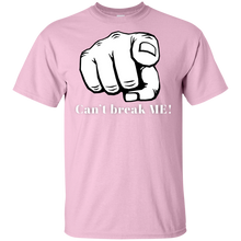 Load image into Gallery viewer, YOU CAN'T BREAK ME Youth Ultra Cotton T-Shirt