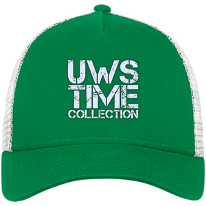 UWS TIME COLLECTION New Era® Snapback Trucker Cap
