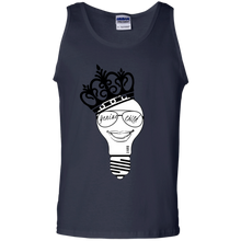 Load image into Gallery viewer, Genius Child 100% Cotton Tank Top