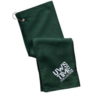 UWS TC LOGO Port Authority Grommeted Golf Towel