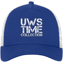 Load image into Gallery viewer, UWS TIME COLLECTION New Era® Snapback Trucker Cap