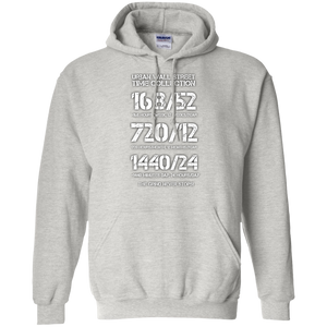 Urban Wall Street TIME COLLECTION HOODIE