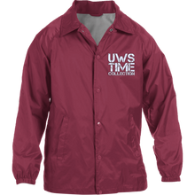 Load image into Gallery viewer, UWS TIME COLLECTION Nylon Staff Jacket