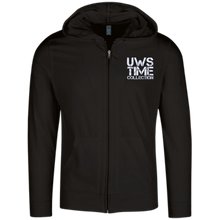 Load image into Gallery viewer, UWS TIME COLLECTION Lightweight Full Zip Hoodie