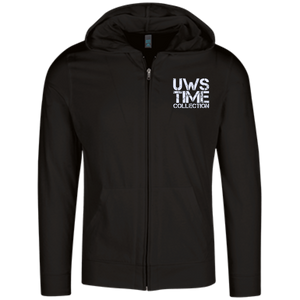 UWS TIME COLLECTION Lightweight Full Zip Hoodie