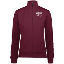 Load image into Gallery viewer, BISONTHON 1867 Ladies' Performance Colorblock Full Zip
