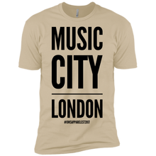 Load image into Gallery viewer, MUSIC CITY LONDON Premium Short Sleeve T-Shirt