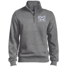 Load image into Gallery viewer, UWS TIME COLLECTION 1/4 Zip Sweatshirt
