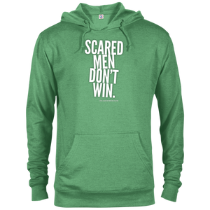 """Scared Men Don't Win""French Terry Hoodie"