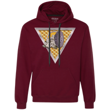 Load image into Gallery viewer, UWS LOGO (crest only)  Heavyweight Pullover Fleece Sweatshirt