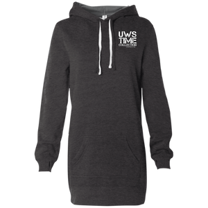 UWS TC LOGO Women's Hooded Pullover Dress