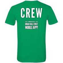 Load image into Gallery viewer, UWS LOGO Crew Gildan Softstyle T-Shirt