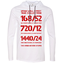 Load image into Gallery viewer, UWS TC (red) LS T-Shirt Hoodie