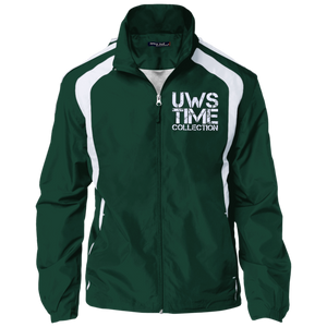 UWS TIME COLLECTION Jersey-Lined Jacket