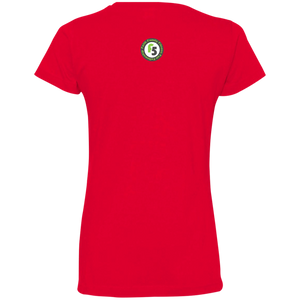 Fe -Proverbs Ladies' Fine Jersey T-Shirt