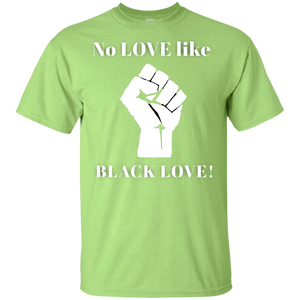 BLACK LOVE Gildan Youth Ultra Cotton T-Shirt