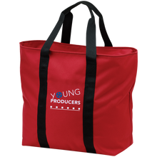 Load image into Gallery viewer, YOUNG PRODUCERS. All Purpose Tote Bag