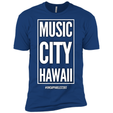 Load image into Gallery viewer, MUSIC CITY HAWAIIPremium Short Sleeve T-Shirt