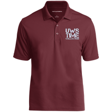 Load image into Gallery viewer, UWS TIME COLLECTION Dry Zone UV Micro-Mesh Polo