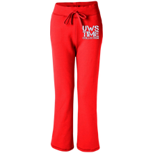 Load image into Gallery viewer, UWS TIME COLLECTION Women's Open Bottom Sweatpants with Pockets