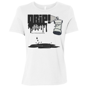 DRIP! Ladies' Relaxed Jersey Short-Sleeve T-Shirt