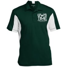 Load image into Gallery viewer, UWS TC Men's Colorblock Performance Polo