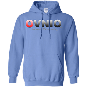 OVNIO Pullover Hoodie 8 oz.