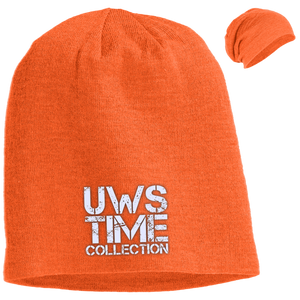 UWS TC LOGO District Slouch Beanie