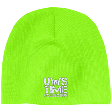 Load image into Gallery viewer, UWS TIME COLLECTION Acrylic Beanie