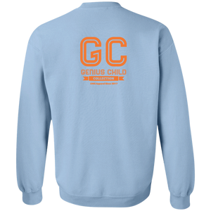 GC Limited Edition Crewneck Pullover Sweatshirt  8 oz.