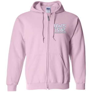 UWS TIME COLLECTION Zip Up Hooded Sweatshirt