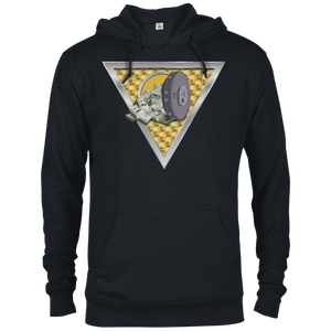 UWS LOGO (crest only) Delta French Terry Hoodie